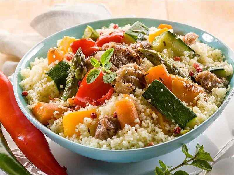 رژیم غذایی مناسب IBS