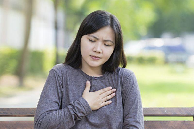 تشخیص درد قلبی ناشی از نفخ